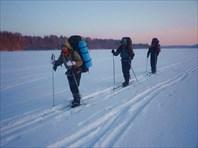 На лыжах по Валдаю