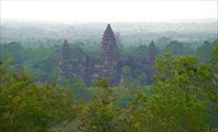 Там в джунглях Ангкор-Ват