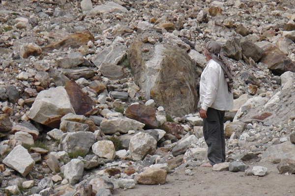 Каменное царство Каракорумов