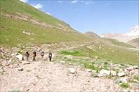 Северный Тянь-Шань, Заилийский и Кунгей Алатау, август 2006 г..