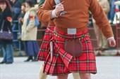 Настоящий мужчина в юбке