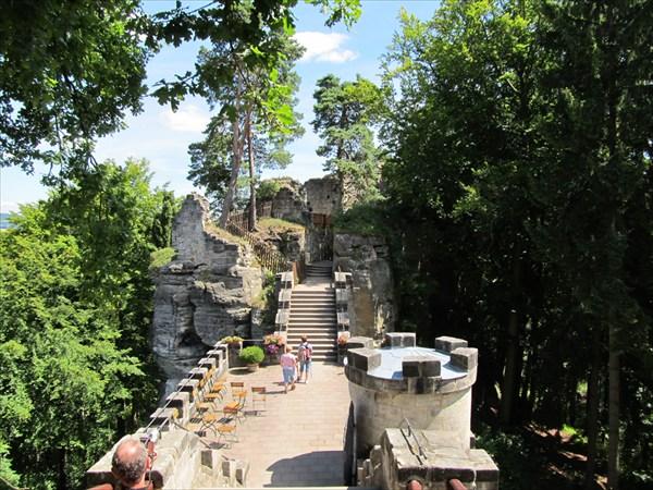Замок Валдштейн