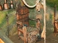 Пыточный стул в замке Кост