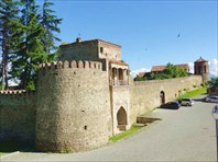 Крепость Батонис-цихе.