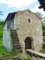 Храм Святой Троицы с внешней лестницей.