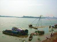 Рыбацкая деревня Лэшань