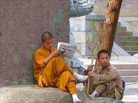 Монахи в миру