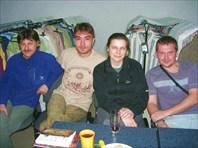 мы, Наташа Вайвала и Юра Лесовой (г. Хмельницкий)