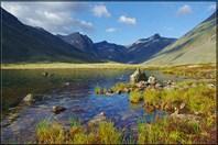 Второе Мустахское озеро