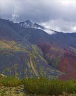Перевал на Сары-Кыллах