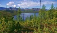 Сары-Кыллахское озеро, тоже одно из...