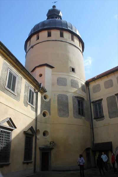 Башня со смотровой площадкой