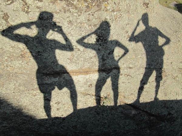 Петроглифы племени Чанга