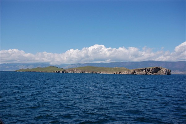 Байкал остров Агой