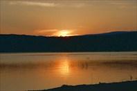 Байкал. Вечер на Ханхое