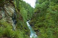 Аршан. река Кырганда