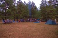 Ольхон.Лагерь на озере Шара Нур