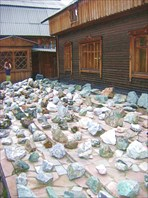 Слюдянка.Музей минералов