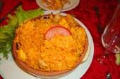 Паэлья - 9 CUC - блюдо на двоих