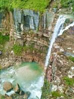 Водопады Кинчха.