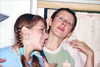Настя и Маша.