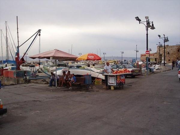 062-Акко-набережная