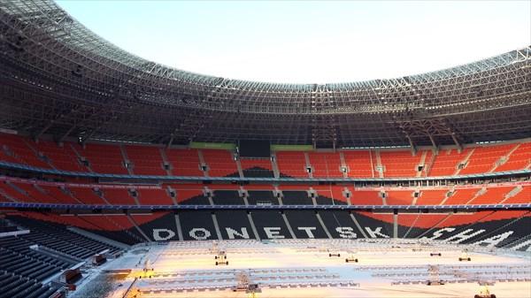 Панорама Донбасс-арены