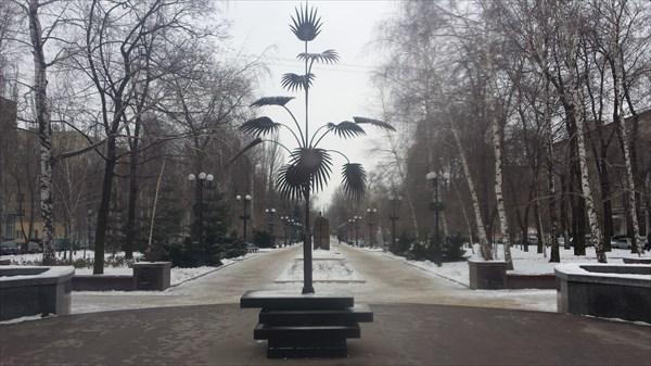Пальма Мерцалова