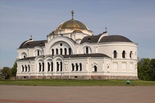 Церковь в Бресткой крепости