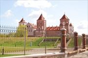 Замок в п.Мир