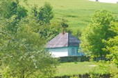 Живописный домик в Преградной