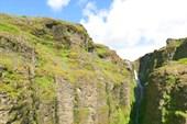 Водопад Glymur