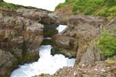 Водопад Barnafoss