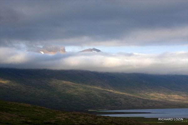 Исландия. Восточные фьорды. Фрагмент