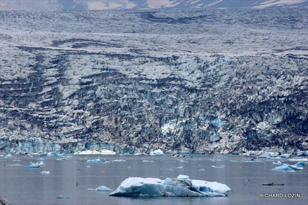 Ледниковая лагуна Йокульсаарлоон / Jokulsarlon