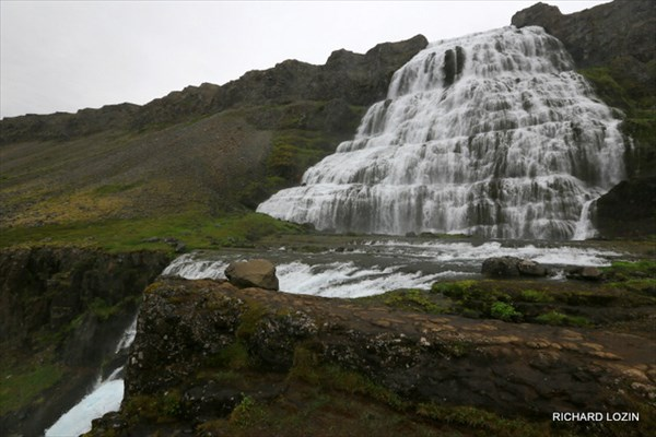 Водопад Dynjandi