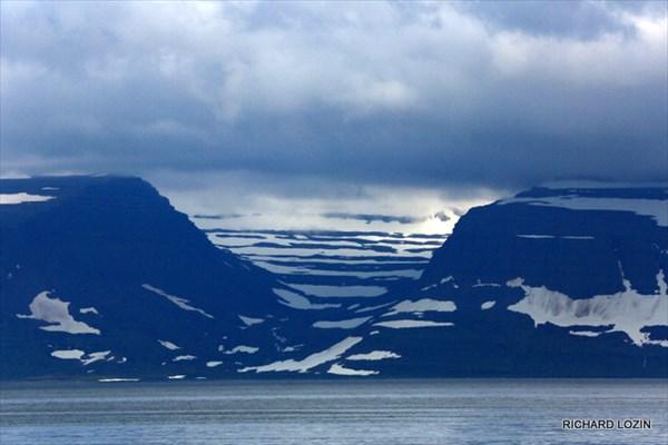 Западные фьорды. Исландия