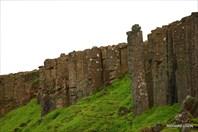 Базальтовые колонны Raudhamelur
