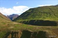 Исландия. Фрагмент
