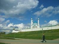 Площадь 1000 летия в Казани