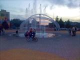 Поющие в станице фонтаны