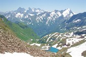 Вид на долину р.Чучхур