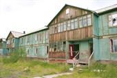 Бывшие жилые дома