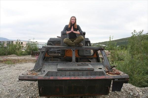Полярный Урал. Геологическая практика. Лето 2007
