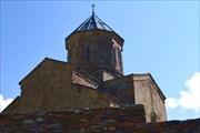 Церковь Святой Троицы.Гергети.