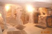 1.Подземный город Каймаклы
