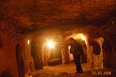 4.Подземный город Каймаклы