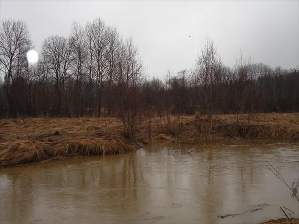 вот она - река Веля