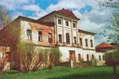 Усадьба Степановское-Волосово в 2003 г.