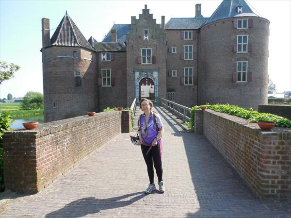 Замок Амерзоен